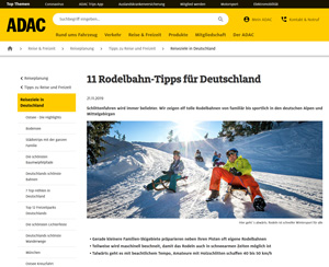 ADAC Screenshot