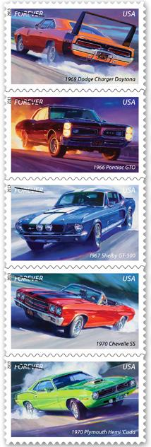 Klassische Autoschlitten aus den USA